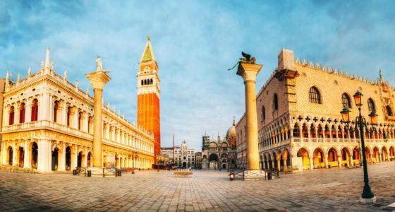 Školní zájezdy do Itálie