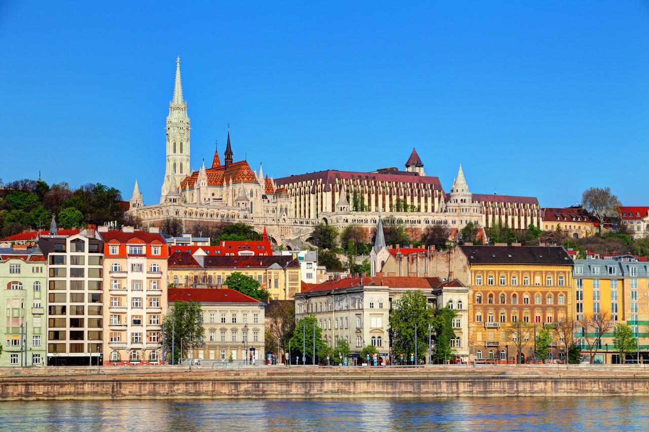 Školní zájezd Budapešť a okolí
