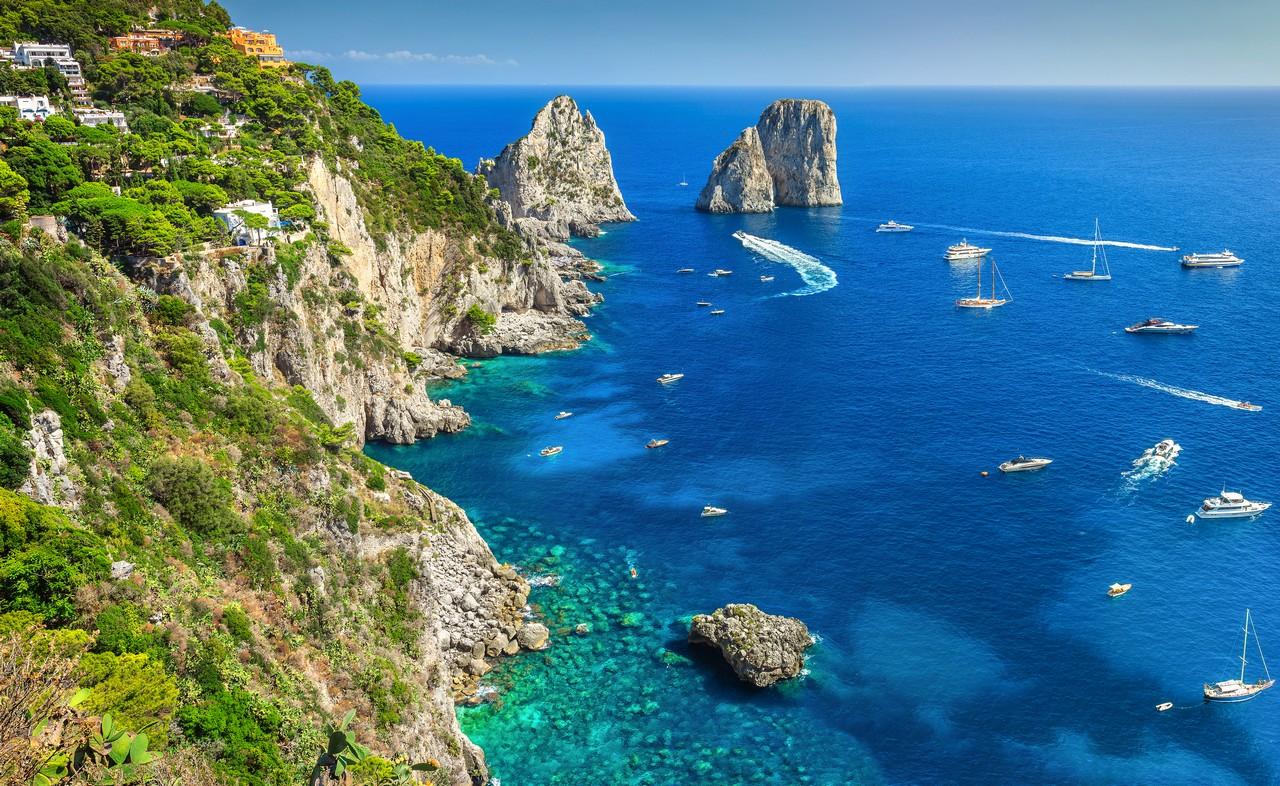 Školní zájedy do Itálie