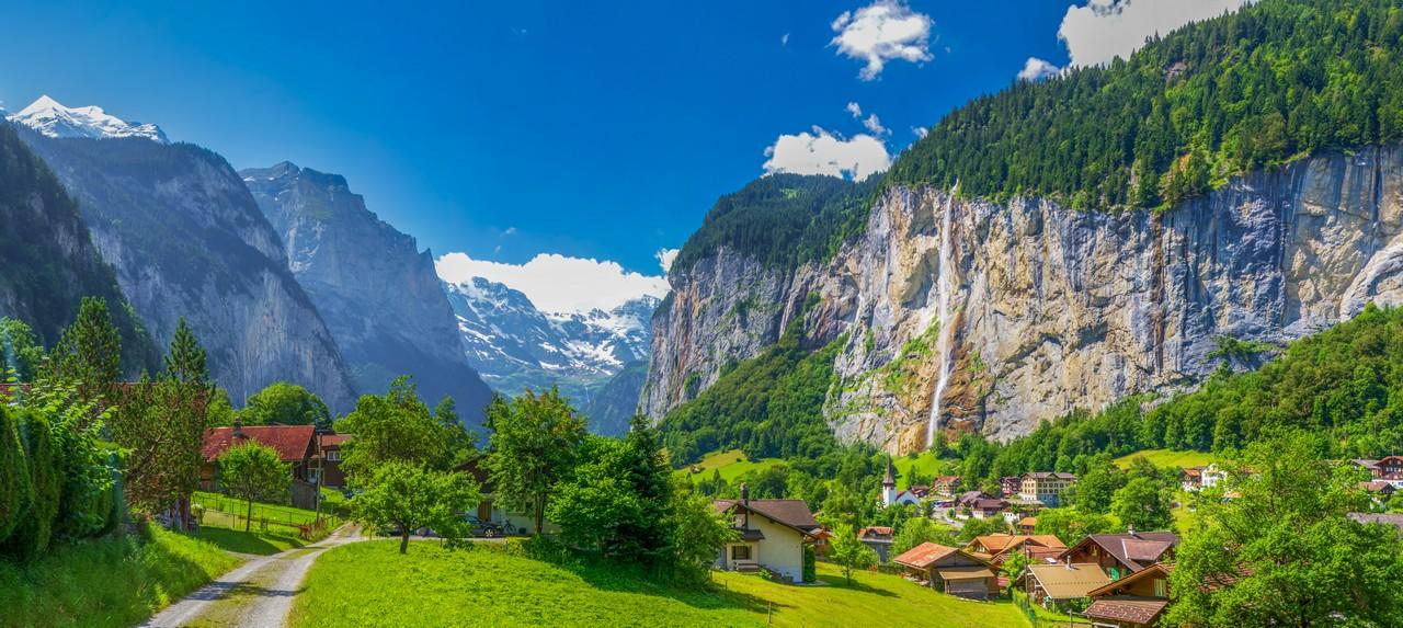 Školní zájezd od Švýcarska