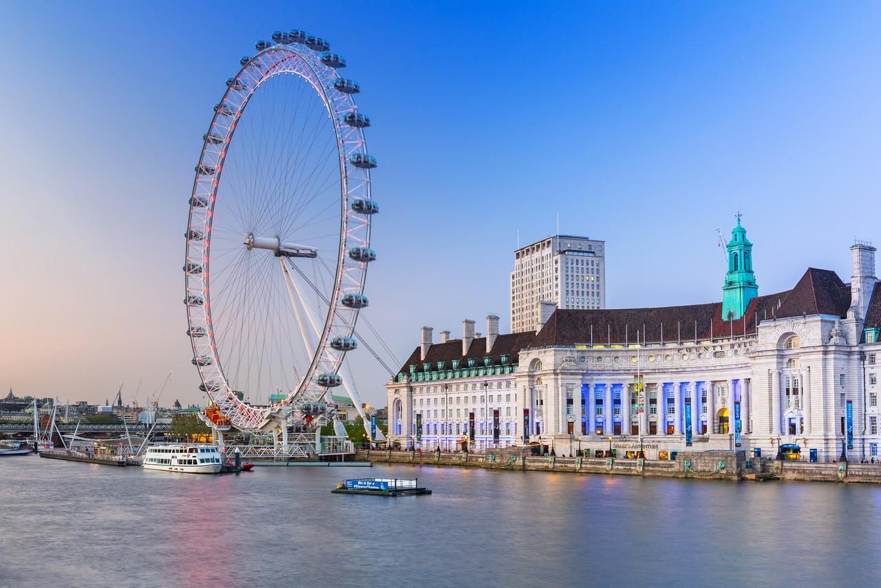 Školní zájezd Anglie Londýn
