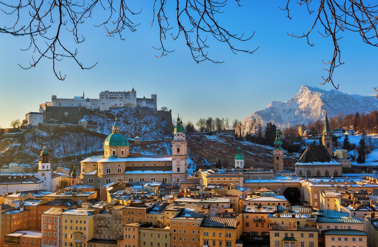 Zájezdy pro školy do Rakouska